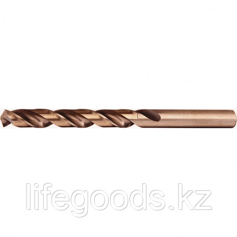 Сверло по металлу, 7 мм, HSS Co-5% Matrix, фото 2