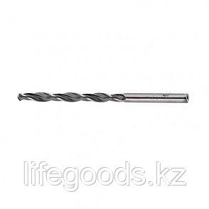 Сверло по металлу, 9 мм, быстрорежущая сталь, 5 шт, цилиндрический хвостовик Сибртех 722905, фото 2