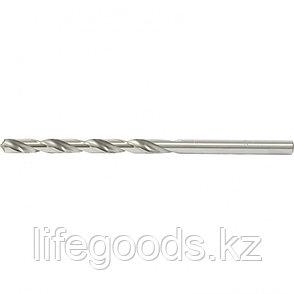 Сверло по металлу, 9 х 175 мм, полированное, удл, HSS, 5 шт, цилиндрический хвостовик Matrix, фото 2