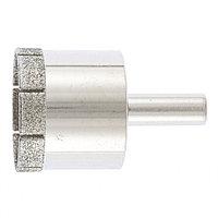 Сверло по стеклу и керамической плитке, 32 х 55 мм, цилиндрический хвостовик Сибртех 726327