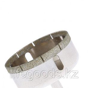 Сверло по стеклу и керамической плитке, 68 х 55 мм, цилиндрический хвостовик Сибртех 726687, фото 2