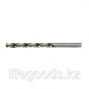 Сверло спиральное по металлу, 12 x 205 мм, Р6М5, удлиненное Барс 718120, фото 2