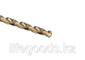 Сверло спиральное по металлу, 2 мм, HSS-Co, 2 шт Gross 72303, фото 3
