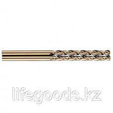 Сверло спиральное по металлу, 3 мм, HSS-Co, 2 шт Gross 72306, фото 3