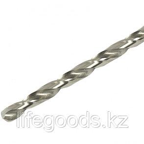 Сверло спиральное по металлу, 3 х 100 мм, Р6М5, удлиненное, 2 шт Барс 718030, фото 2