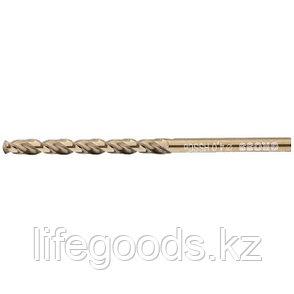 Сверло спиральное по металлу, 4 мм, HSS-Co Gross 72312, фото 2