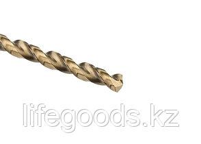 Сверло спиральное по металлу, 4 мм, HSS-Co Gross 72312, фото 3