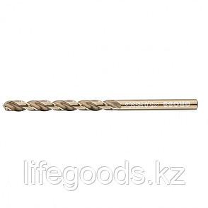Сверло спиральное по металлу, 5 мм, HSS-Co Gross 72317, фото 2