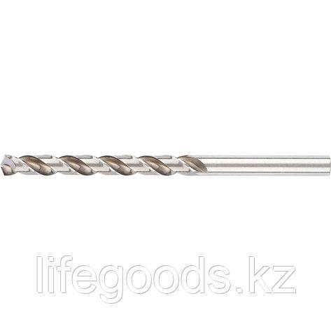 Сверло спиральное по металлу, 5,5 мм, HSS, 338 W Gross, фото 2