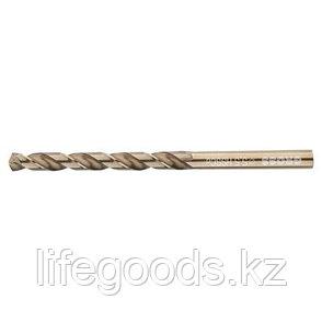 Сверло спиральное по металлу, 5,5 мм, HSS-Co Gross 72319, фото 2