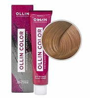 Перманентная крем краска для волос, 9,00 блондин глубокий,60 мл, Ollin Color