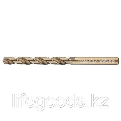 Сверло спиральное по металлу, 6 мм, HSS-Co Gross