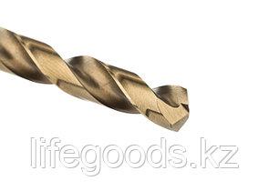 Сверло спиральное по металлу, 7 мм, HSS-Co Gross 72328, фото 3