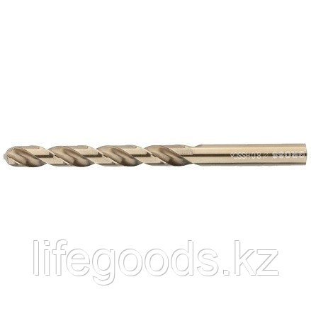 Сверло спиральное по металлу, 8 мм, HSS-Co Gross