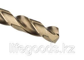 Сверло спиральное по металлу, 8 мм, HSS-Co Gross, фото 2