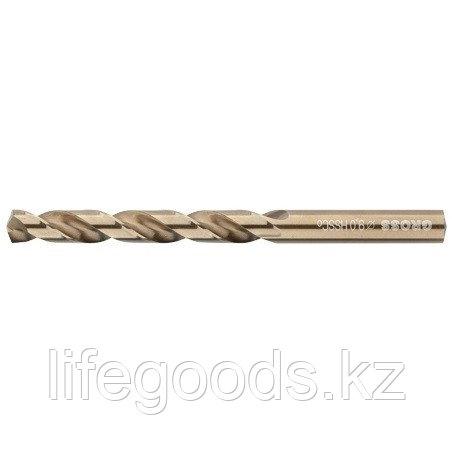 Сверло спиральное по металлу, 9 мм, HSS-Co Gross 72338