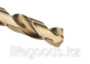 Сверло спиральное по металлу, 9 мм, HSS-Co Gross 72338, фото 2