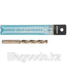 Сверло спиральное по металлу, 9 мм, HSS-Co Gross 72338, фото 3