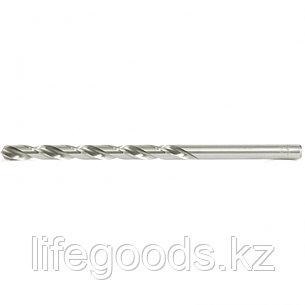 Сверло спиральное по металлу, 9 х 175 мм, Р6М5, удлиненное Барс 718090, фото 2