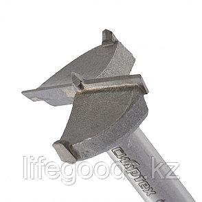 Сверло Форстнера по дереву, 38 мм, цилиндрический хвостовик Сибртех, фото 2