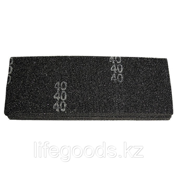Сетка абразивная, P 80, 106 х 280 мм, 25 шт Matrix Master 75168