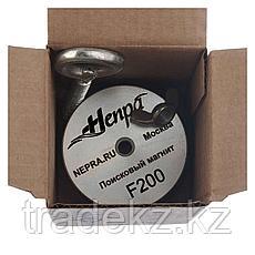 Поисковый магнит односторонний Непра F200, усилие отрыва 200 кг, фото 3