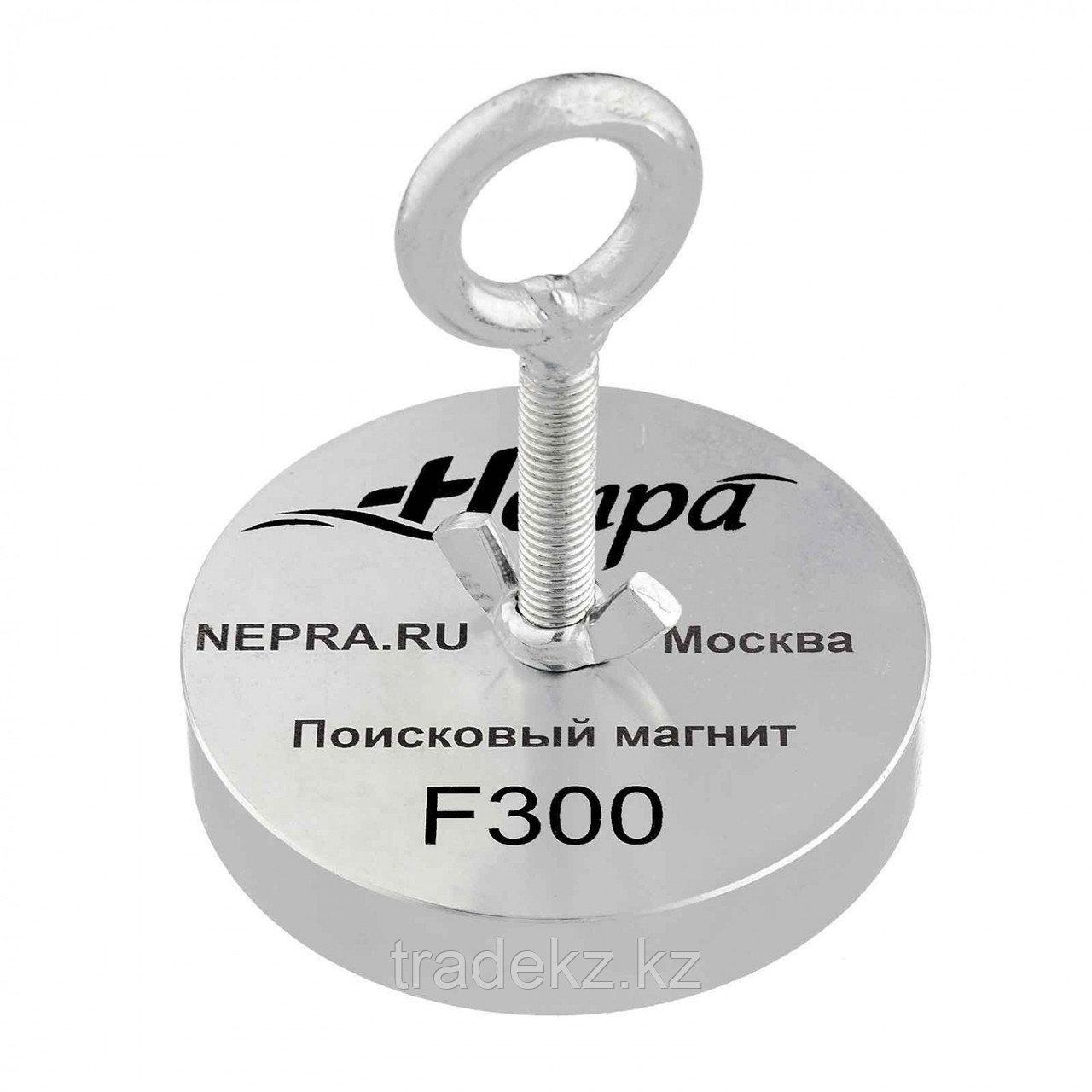 Поисковый магнит односторонний Непра F300, усилие отрыва 300 кг