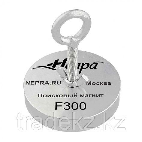 Поисковый магнит односторонний Непра F300, усилие отрыва 300 кг, фото 2