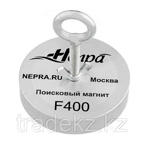 Поисковый магнит односторонний Непра F400, усилие отрыва 400 кг, фото 2