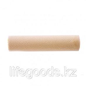 "Валик сменный ""Лаки"", 250 мм, ворс 5 мм, D 48 мм, D ручки 8 мм, Велюр Сибртех, фото 2"