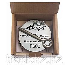 Поисковый магнит односторонний Непра F600, усилие отрыва 600 кг, фото 3
