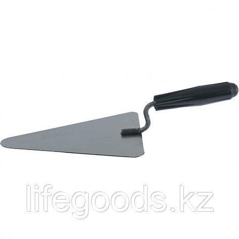 Кельма бетонщика КБ, стальная, пластиковая ручка Россия, фото 2