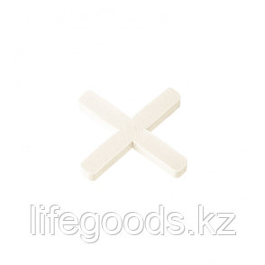 Крестики 2,5 мм, для кладки плитки, 100 шт Сибртех, фото 2
