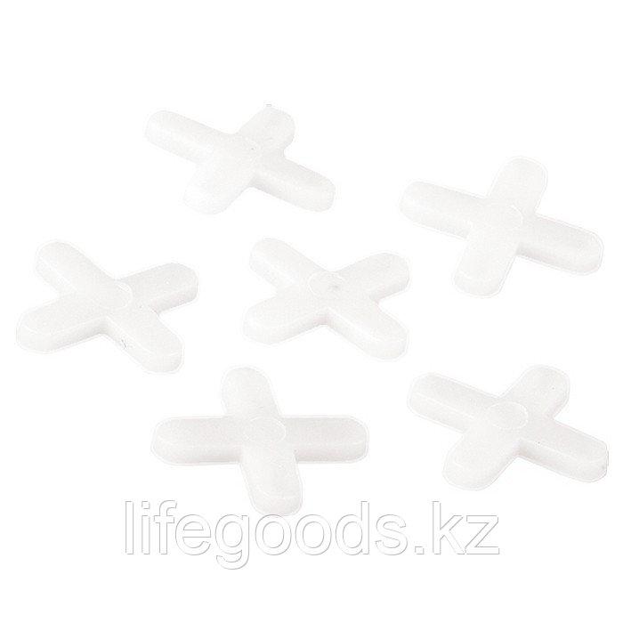 Крестики, 1 мм, для кладки плитки, 250 шт, Sparta