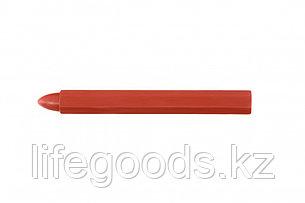 Мелки разметочные восковые красные, 120 мм, коробка 6 шт Matrix, фото 2