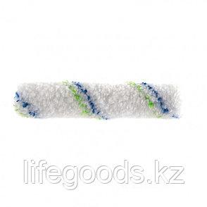 """Мини-валик сменный """"Водные краски"""", 150 мм, ворс 12 мм,D 16 мм, D ручки 6 мм, полиэстер Сибртех, фото 2"""