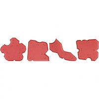 Набор эластичных шпателей для формирования швов, 4 предмета Matrix 85837