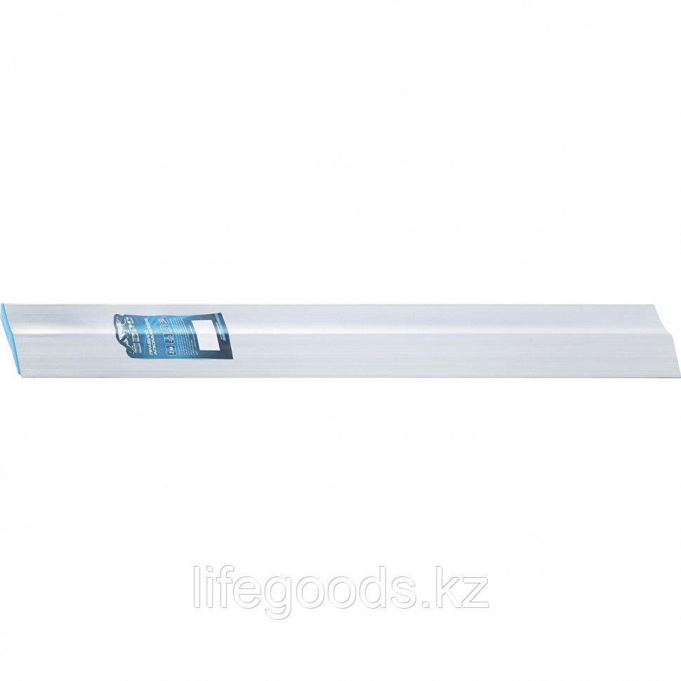 Правило алюминиевое, 2 ребра жесткости, эргономичное, L-1,5 м Барс Россия 89651