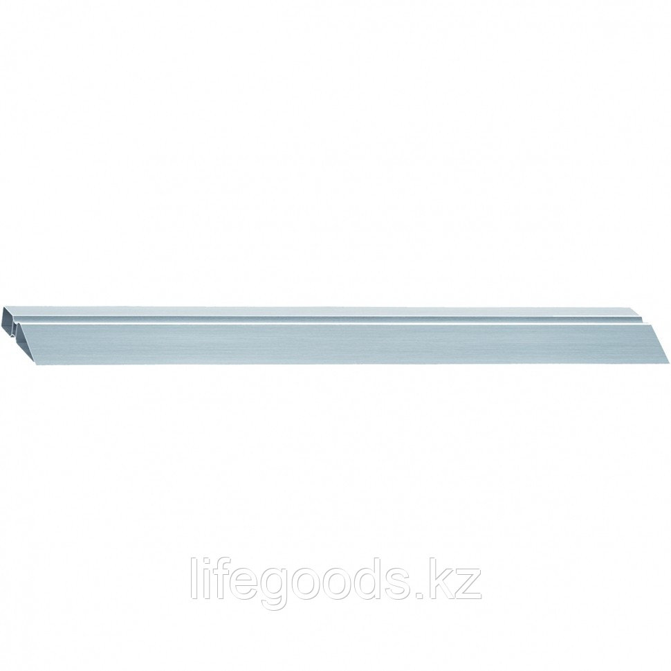 Правило алюминиевое, двойной захват, 2 ребра жесткости, L-2.5 м Matrix 89618