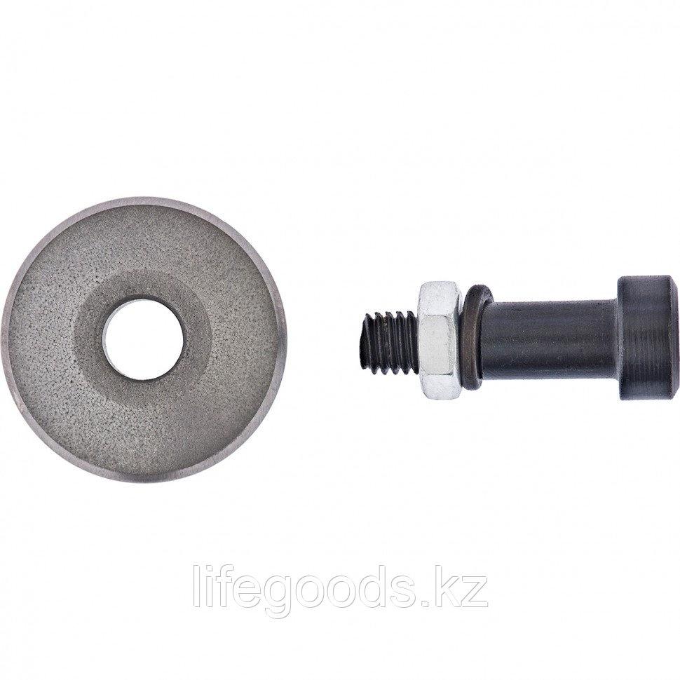 Режущий ролик для плиткореза 22 х 6 х 5 мм МТХ 87674
