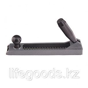 Рубанок, 250 х 42 мм, обдирочный, металлический, для гипсокартона, переставная ручка Matrix 879165, фото 2