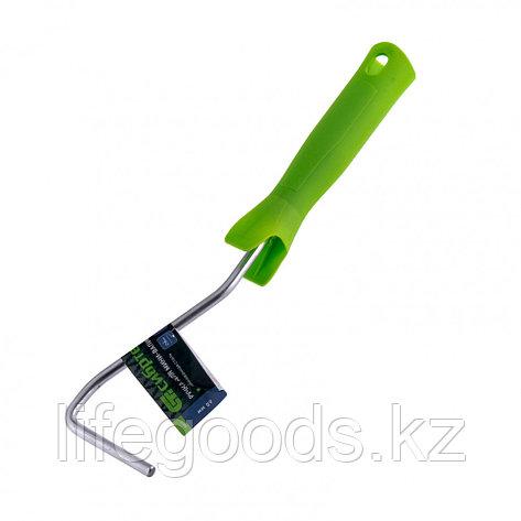 Ручка для мини-валиков, 60 мм, D ручки 6 мм, оцинкованная Сибртех 80577, фото 2
