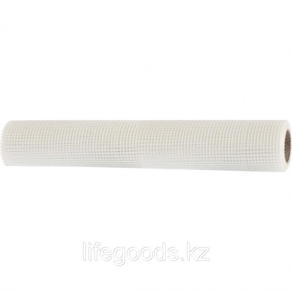 Сетка стеклотканевая штукатурная, размер ячеек 5 х 5 мм, 1000 мм х 20 м Matrix 89063