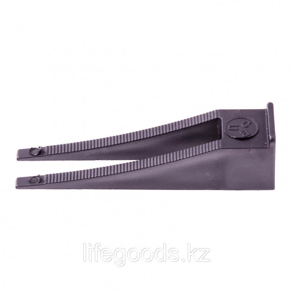 Система выравнивания плитки СВП - клин 250 шт Сибртех 88071