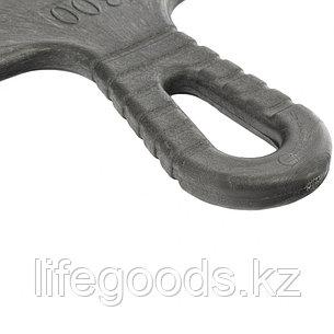 Шпатель фасадный из нержавеющей стали, 300 мм, пластмассовая ручка Сибртех 85442, фото 2