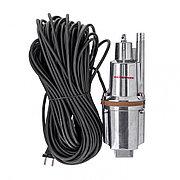 Вибрационный насос KVP300-40, 1080 л/ч, подъем 70 м, кабель 40 метров Kronwerk 97238