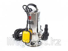 Дренажный насос DP1100X, 1100 Вт, подъем 11 м, 15500 л/ч Denzel 97224