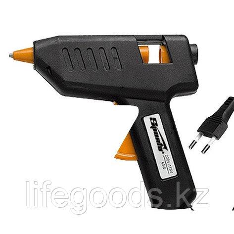 Клеевой пистолет, 11 мм, 80 W-220 V Sparta 930305, фото 2