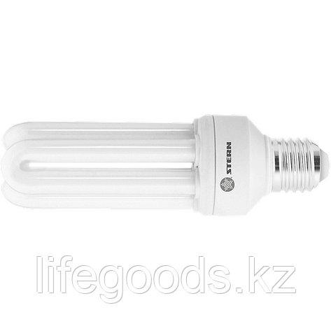 Лампа компактная люминесцентная, дуговая, 20 W, 2700K, E27, 8000ч Stern 90942, фото 2