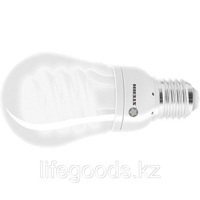 Лампа компактная люминесцентная, колба, 11 W, 2700K, E27, 8000ч Stern 90965